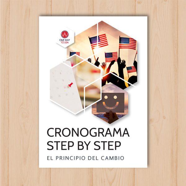Cronograma Step by Step por Walter Las