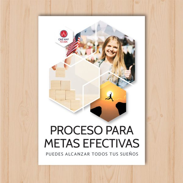 Proceso para Metas Efectivas por ONE WAY TO USA